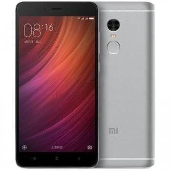 ae1213784d616 Смартфон XIAOMI REDMI NOTE 4X купить Новосибирск 32Gb серый